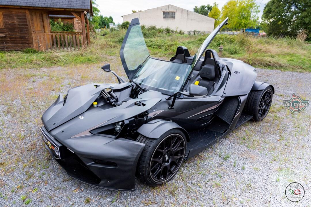 KTM X-Bow GT Black Edition... Comptez jusqu'à 5 ! 3