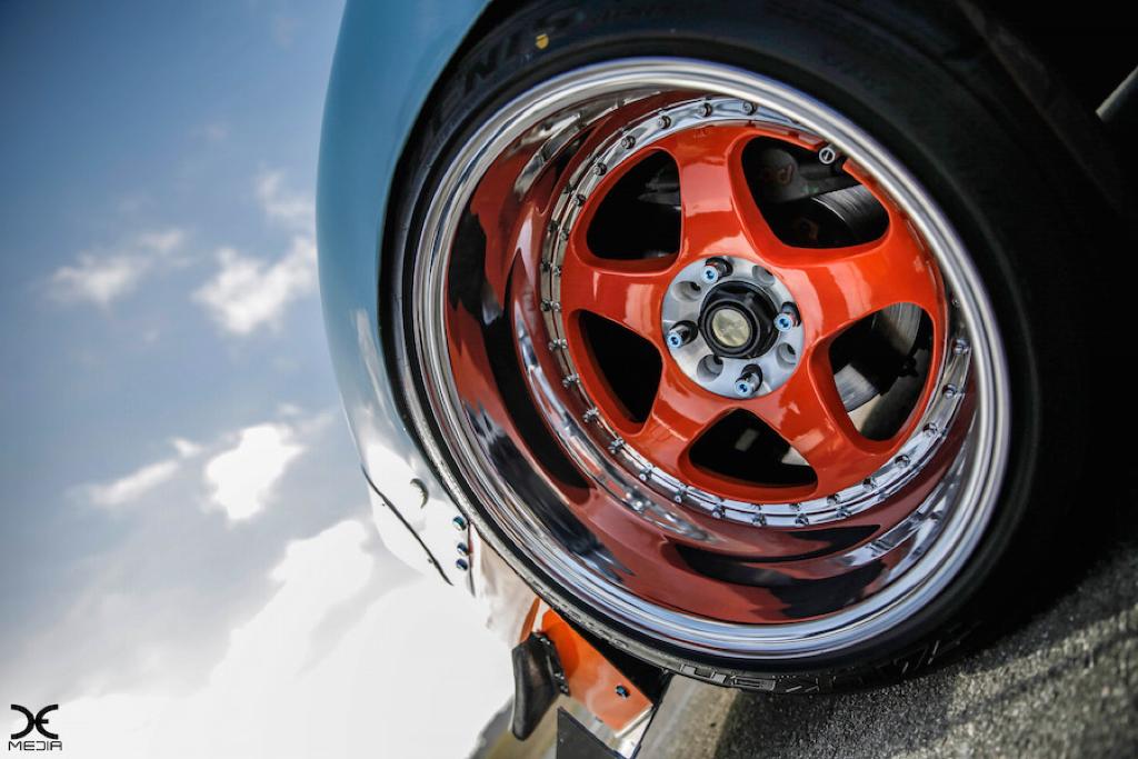 Datsun GT 240 Z... En Gulf et RB25 ! 25