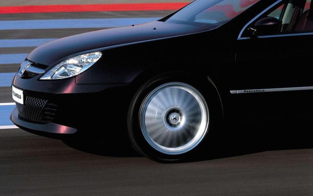 Peugeot 607 Pescarolo - Proto tu es... proto tu resteras ! 21