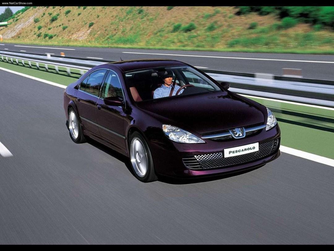 Peugeot 607 Pescarolo - Proto tu es... proto tu resteras ! 25