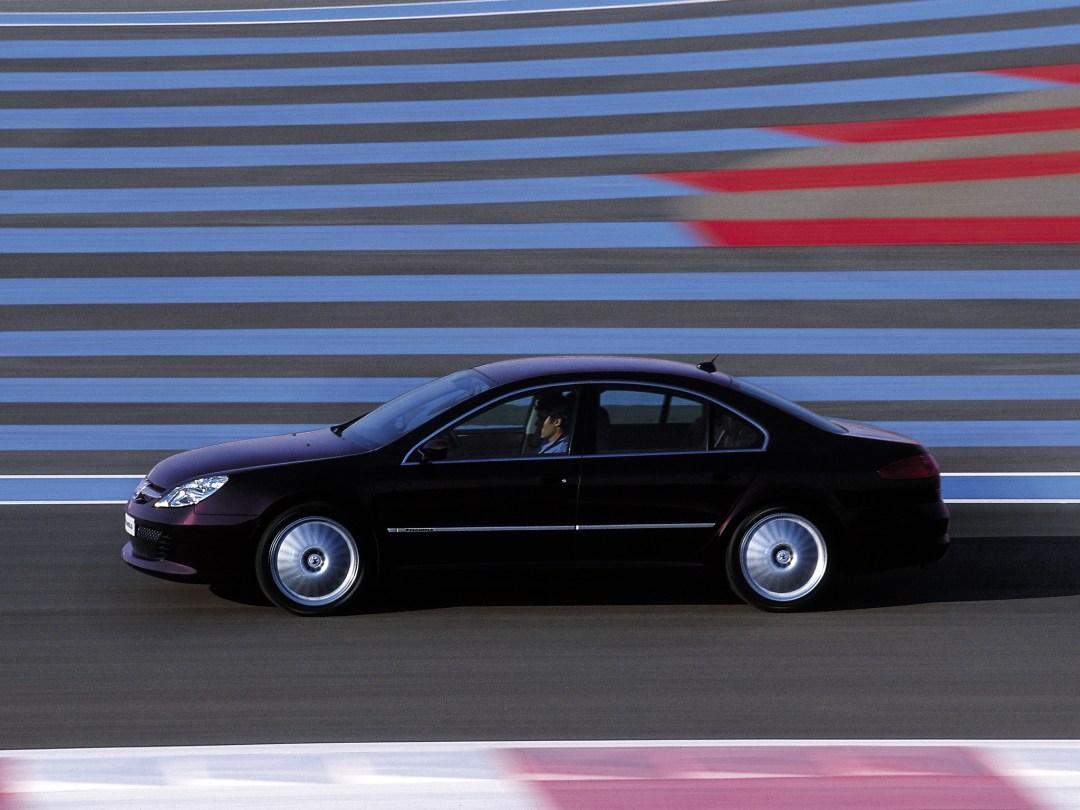 Peugeot 607 Pescarolo - Proto tu es... proto tu resteras ! 26