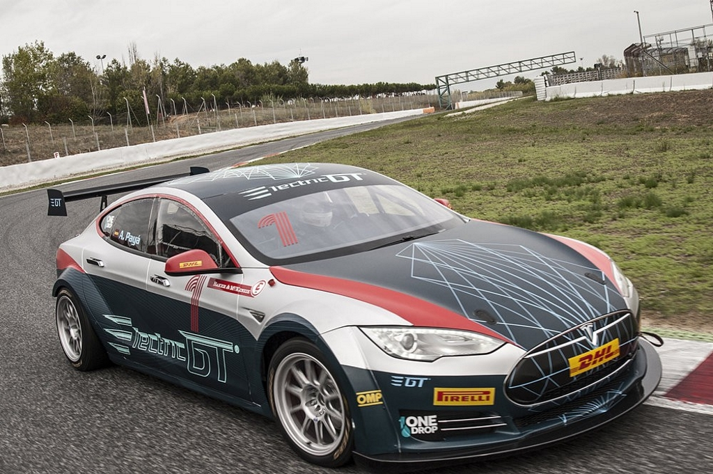 Tesla EGT Championship - Sport élec ! 19