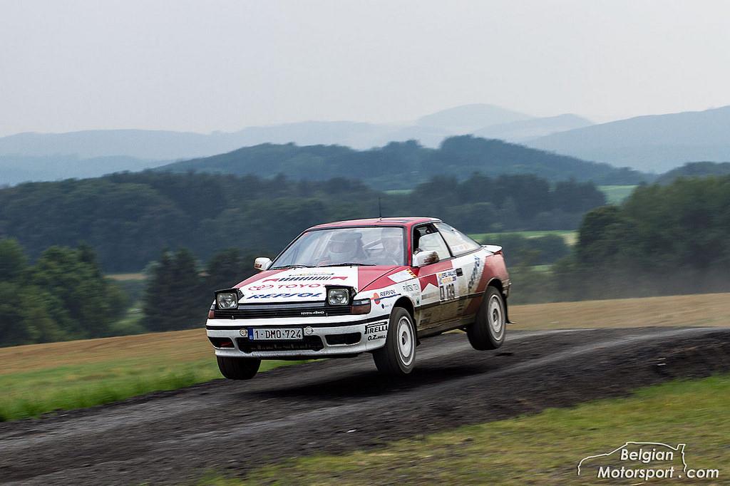 Engine Sound : Toyota Celica GT-Four ST165 GrA... Essai transformé ! 12