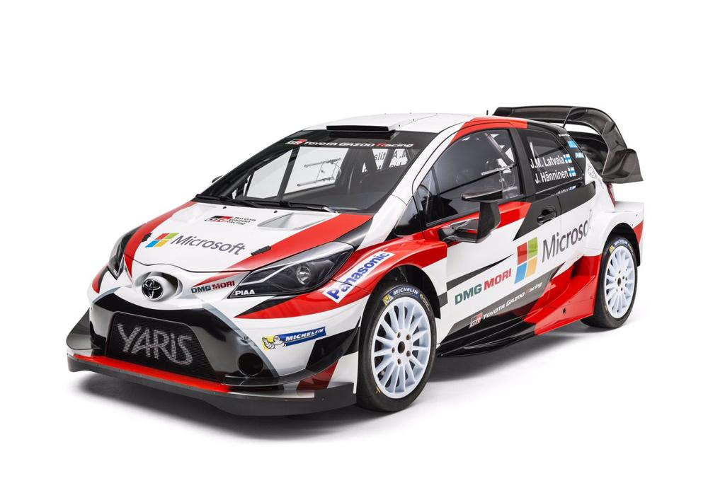 WRC 2017 : Shakedown au Monte Carlo... Comme un air de Groupe B ! 20