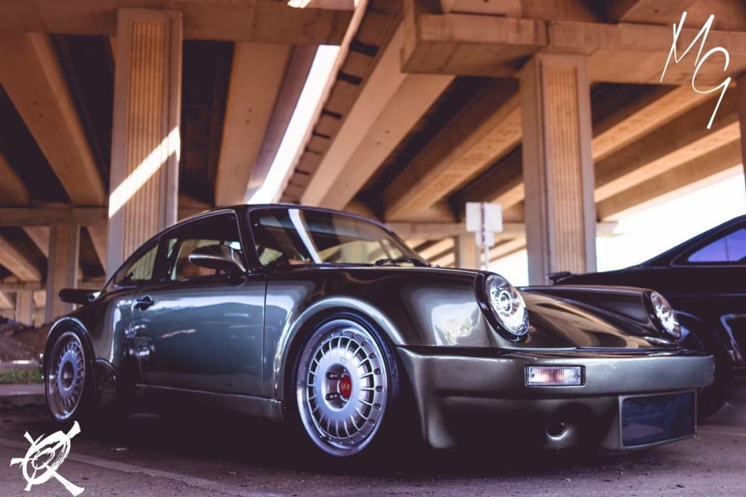 Porsche 911 RSR Replica - Laaaaaaaaarge en Bugatti ! 36