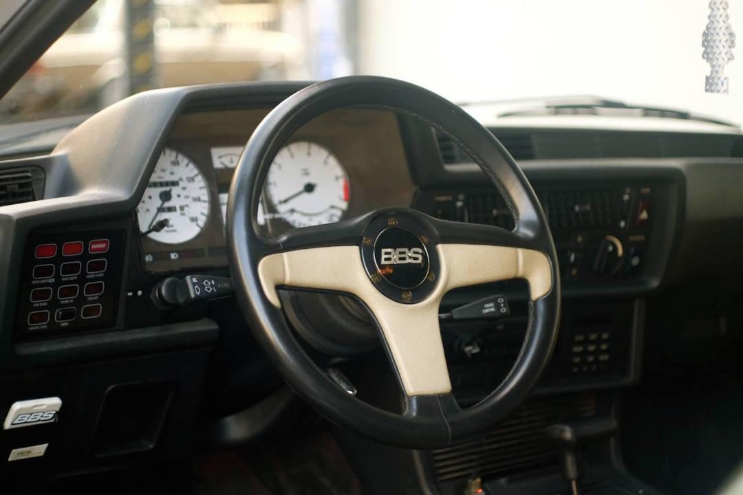 BMW E24... Le requin se chausse chez BBS ! 46
