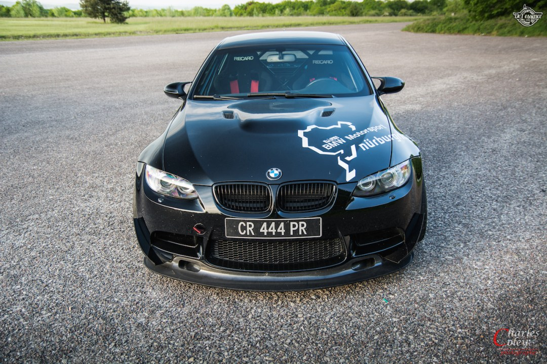 BMW M3 E92 - Der Nürburgring Machine 66