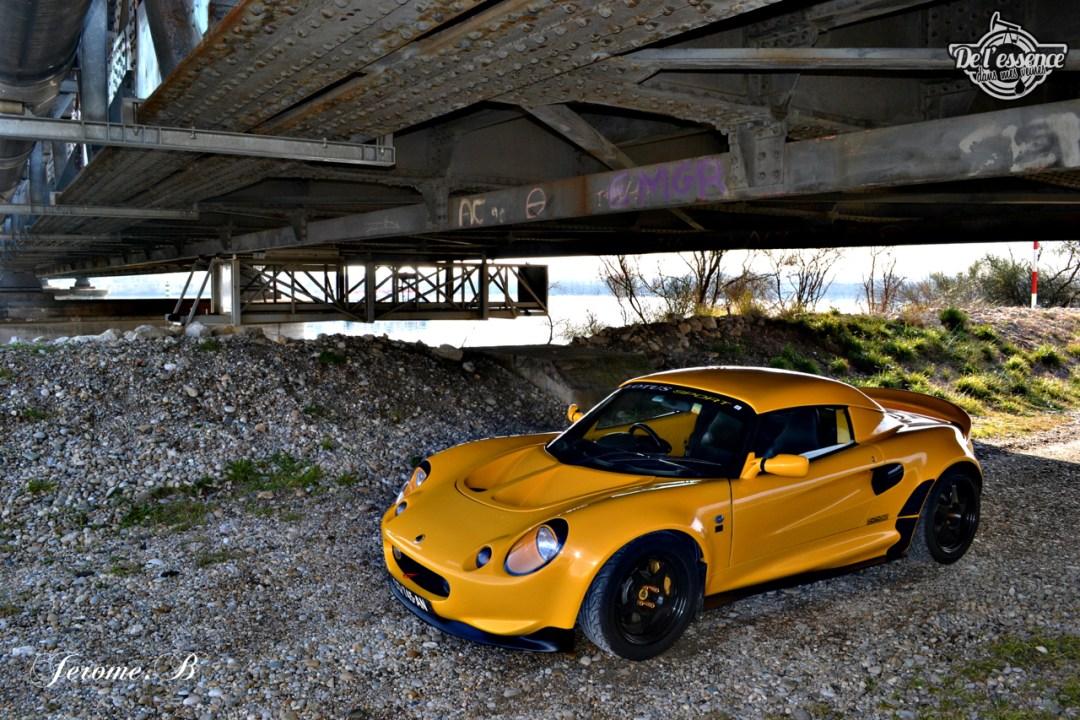 Lotus Elise Swap K20 - Citron pressé ! 38