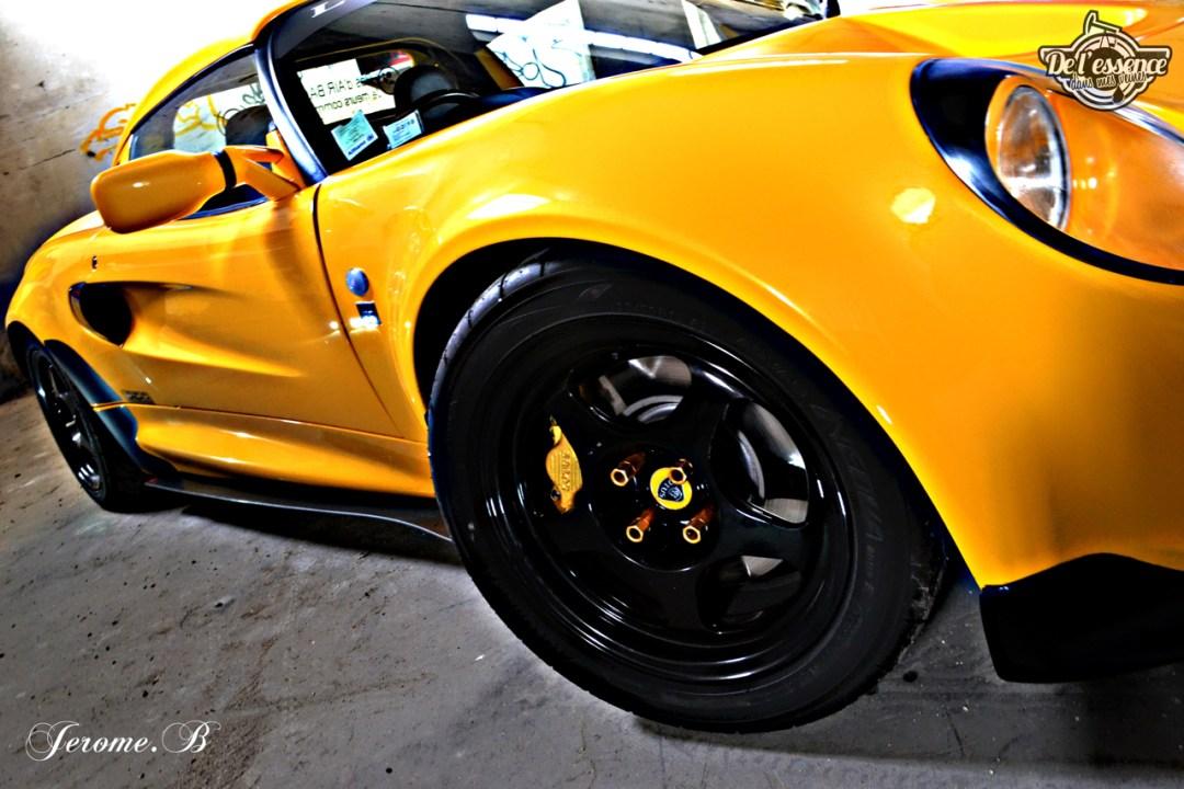 Lotus Elise Swap K20 - Citron pressé ! 33