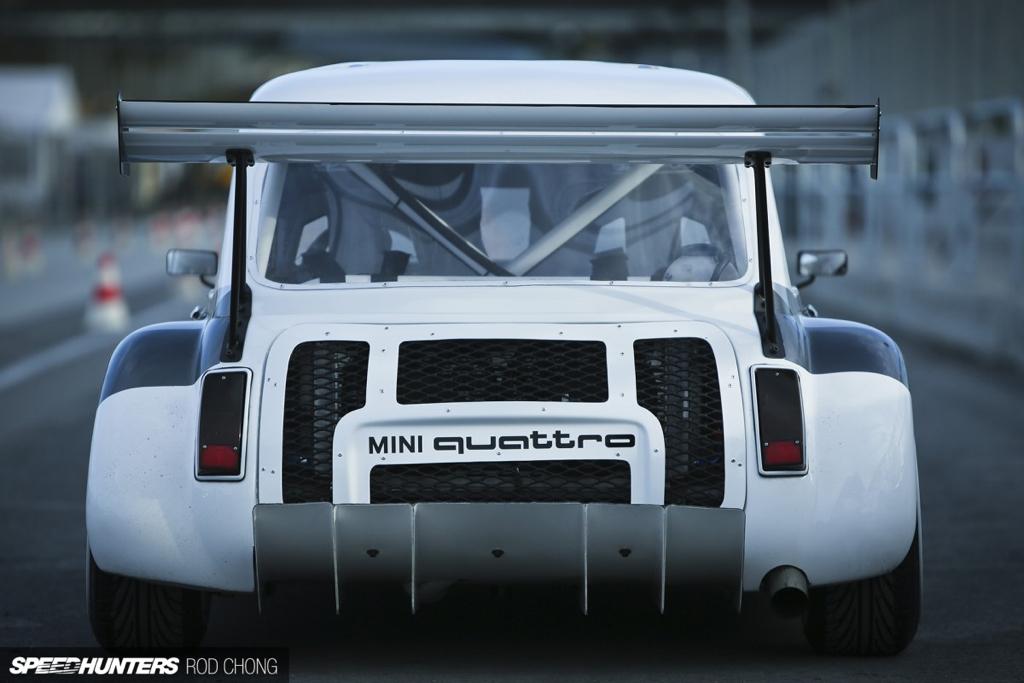 Une Mini Quattro... de 858 ch ! 27