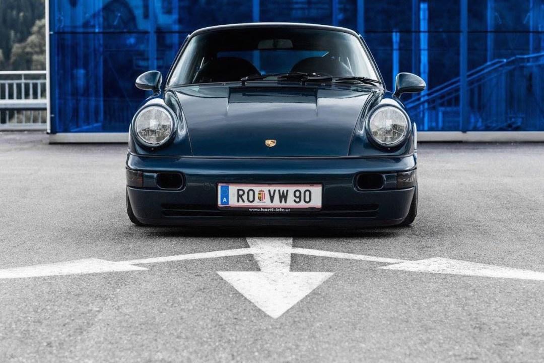 Porsche 964 Carrera RS... L'amazone ! 11