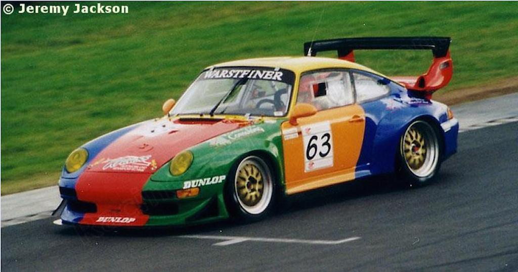 Porsche 993 GT2R... De l'IMSA à Zolder ! 27