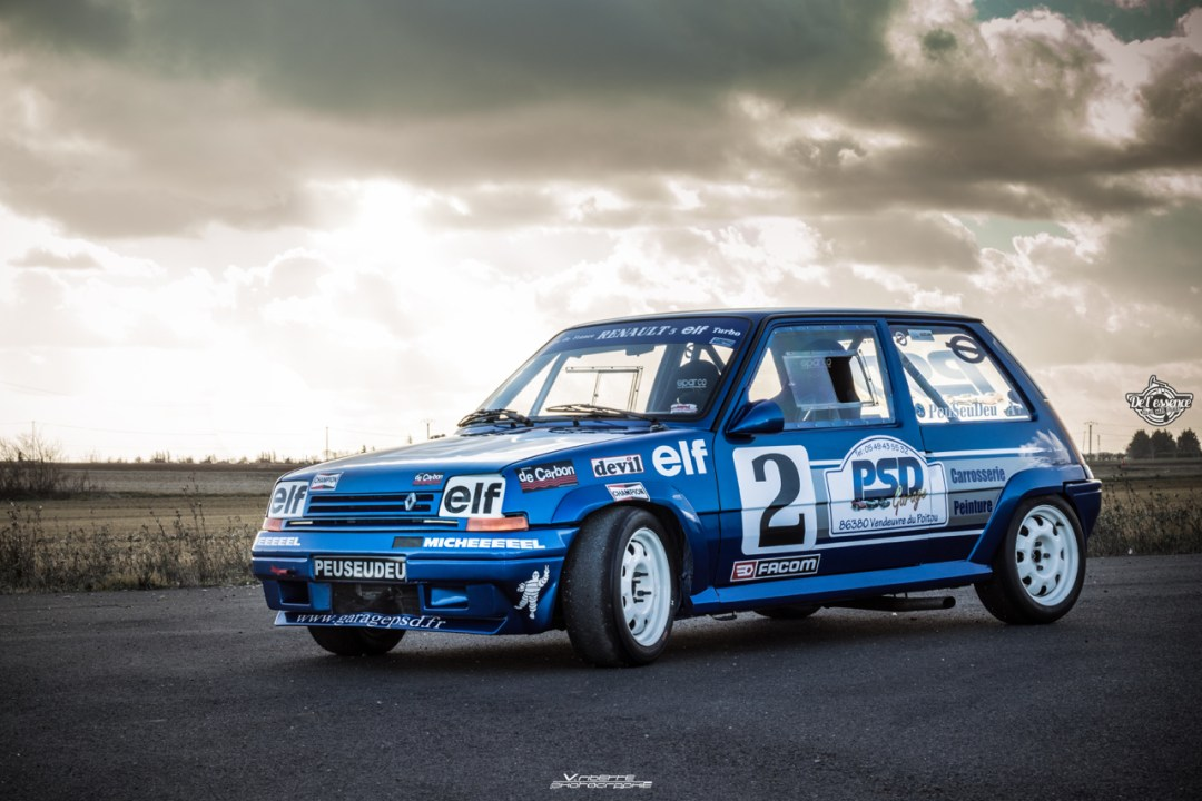 Renault 5 GT Turbo... Sans compromis ! 54