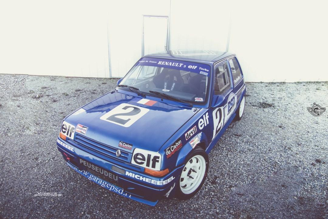 Renault 5 GT Turbo... Sans compromis ! 56