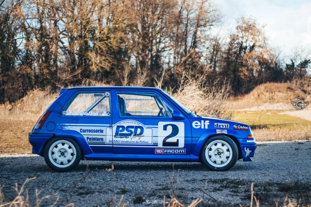 Renault 5 GT Turbo... Sans compromis ! 53