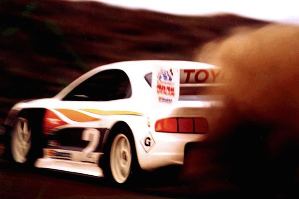 Toyota Celica Pikes Peak... La reine du Unlimited 1