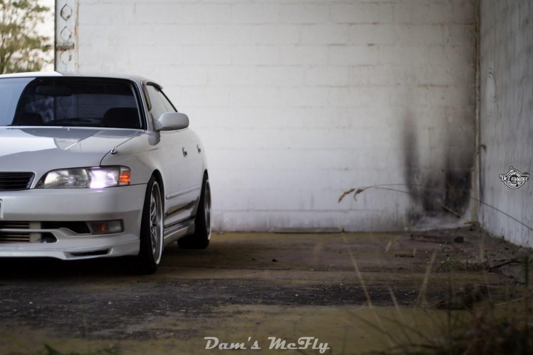 Toyota Mark II Tourer V JZX90... Tout ça pour dire que ça a de la gueule et que c'est rare ! 37