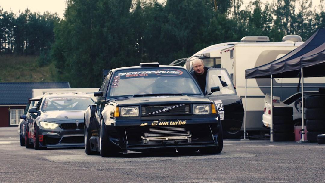 Volvo 360 Time Attack... C'est confirmé, les suédois sont des fous furieux ! 17