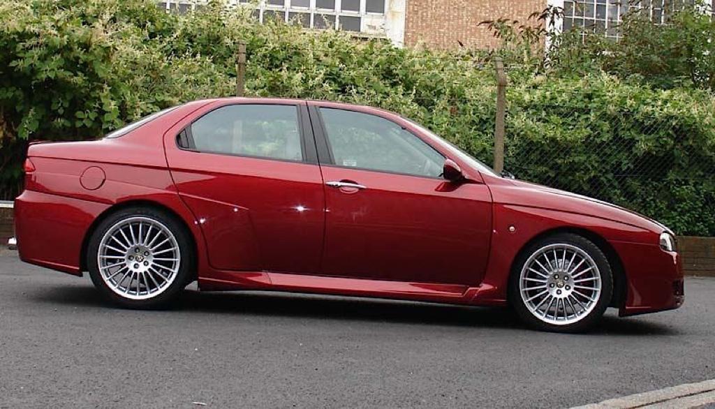 Alfa Romeo 156 GTA AM Autodelta... De la jelly dans mes bolo ! 52
