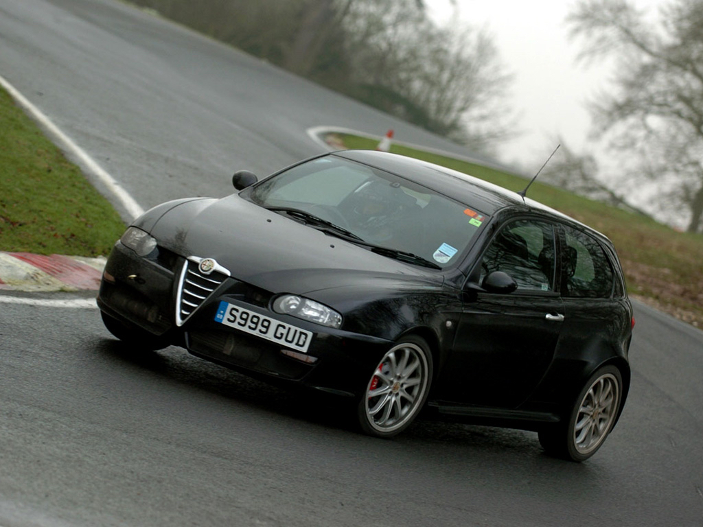 Alfa Romeo 156 GTA AM Autodelta... De la jelly dans mes bolo ! 49