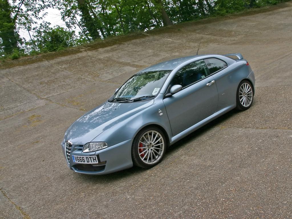 Alfa Romeo 156 GTA AM Autodelta... De la jelly dans mes bolo ! 45