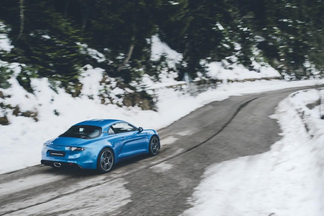 Genève 2K17 - Alpine A110 new age... Avec un détail qui fâche ?! 56
