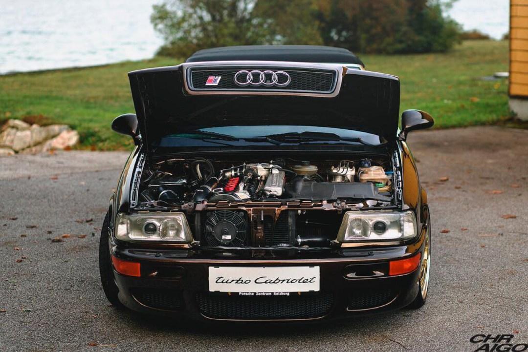 Audi 80 Cab... RS2 ! Sortez couverts... 49