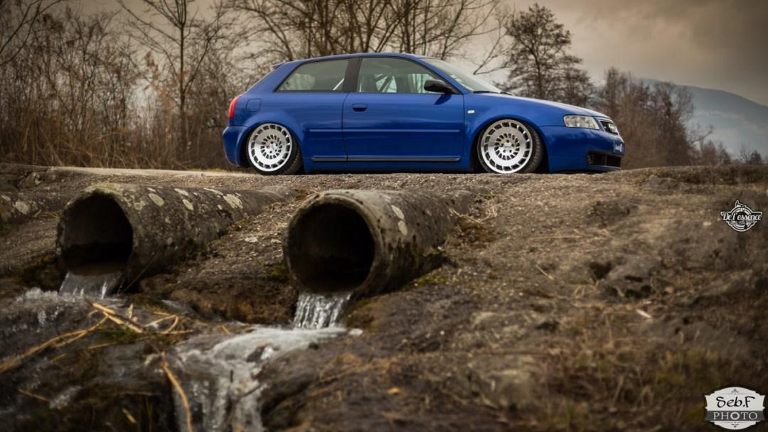 Audi S3 Air Ride - Sacrebleu ! 33