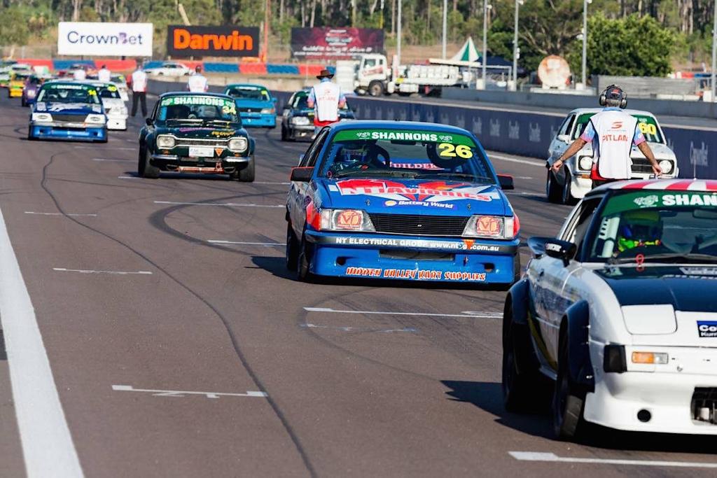 Australian Improved Production - Quand une Civic ridiculise les V8 ! 28