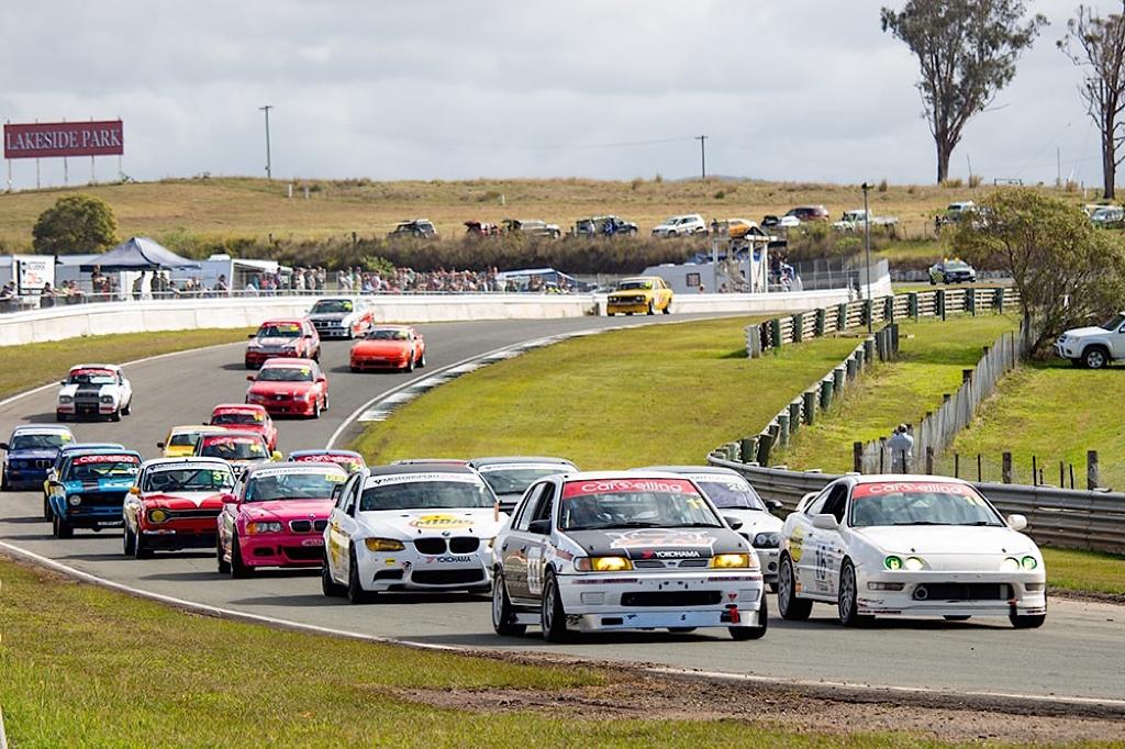 Australian Improved Production - Quand une Civic ridiculise les V8 ! 19