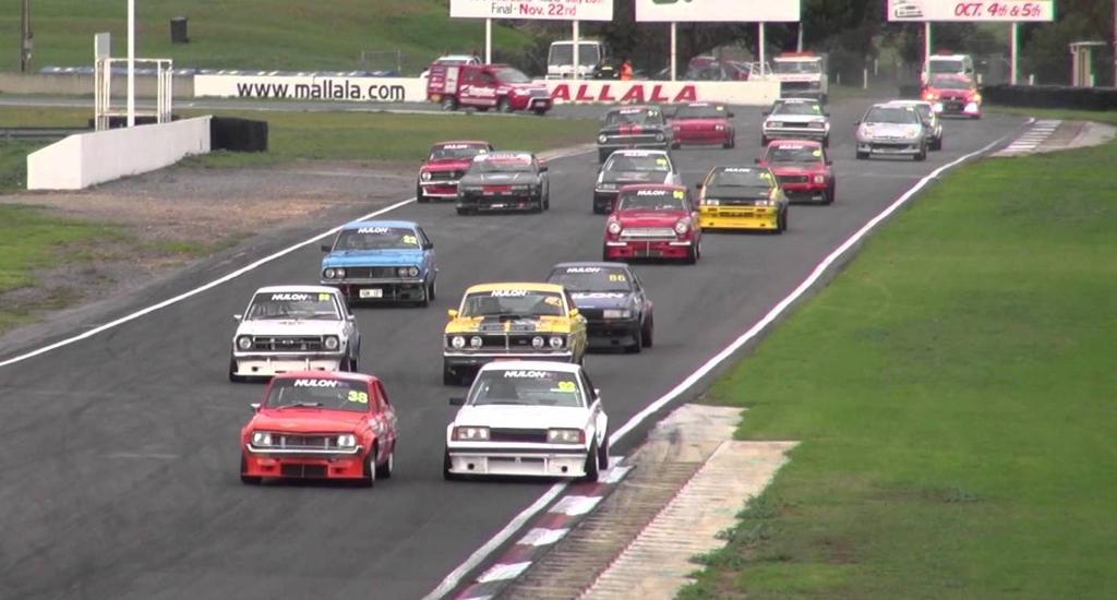 Australian Improved Production - Quand une Civic ridiculise les V8 ! 18