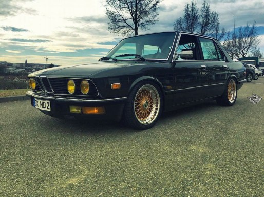 DLEDMV - BMW 525e E28 BBS - 06