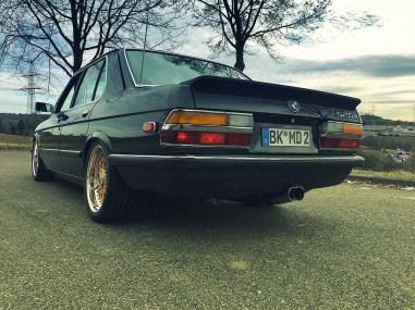 DLEDMV - BMW 525e E28 BBS - 08