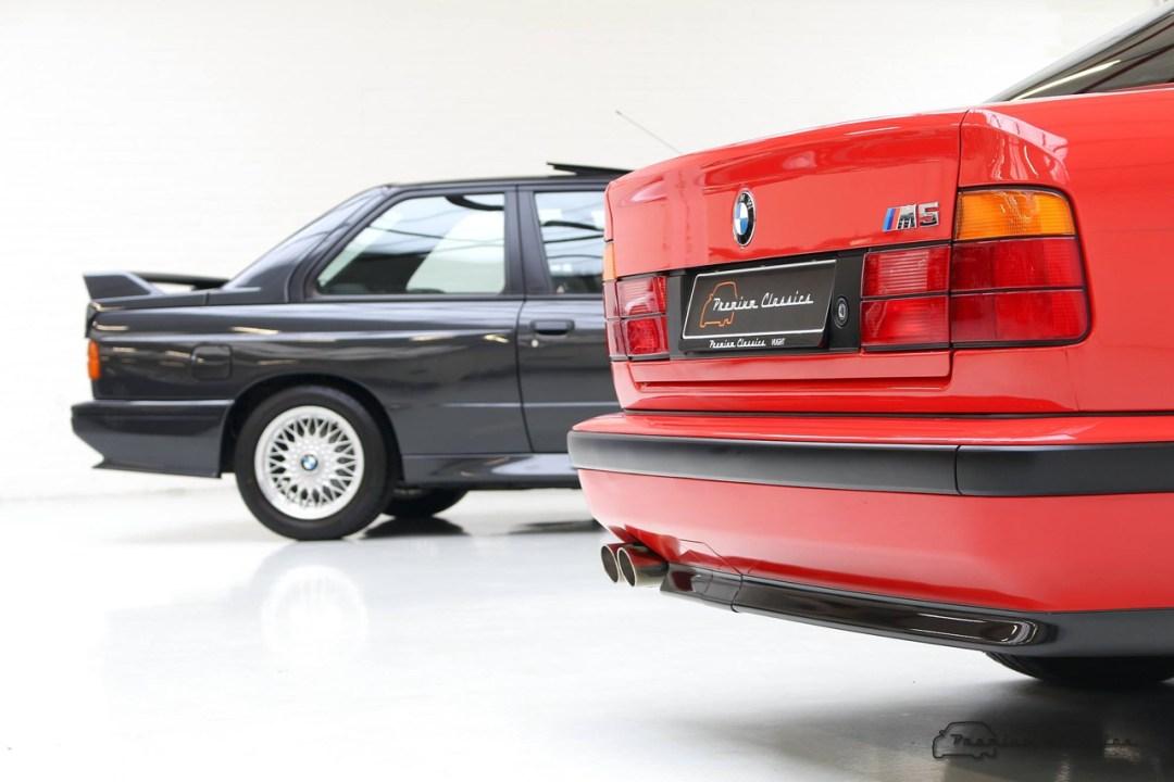 BMW M5 20 Jahre - La plus rare, la plus désirable ?! 79
