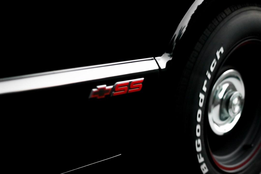 Chevy S-10 : Black SS 23