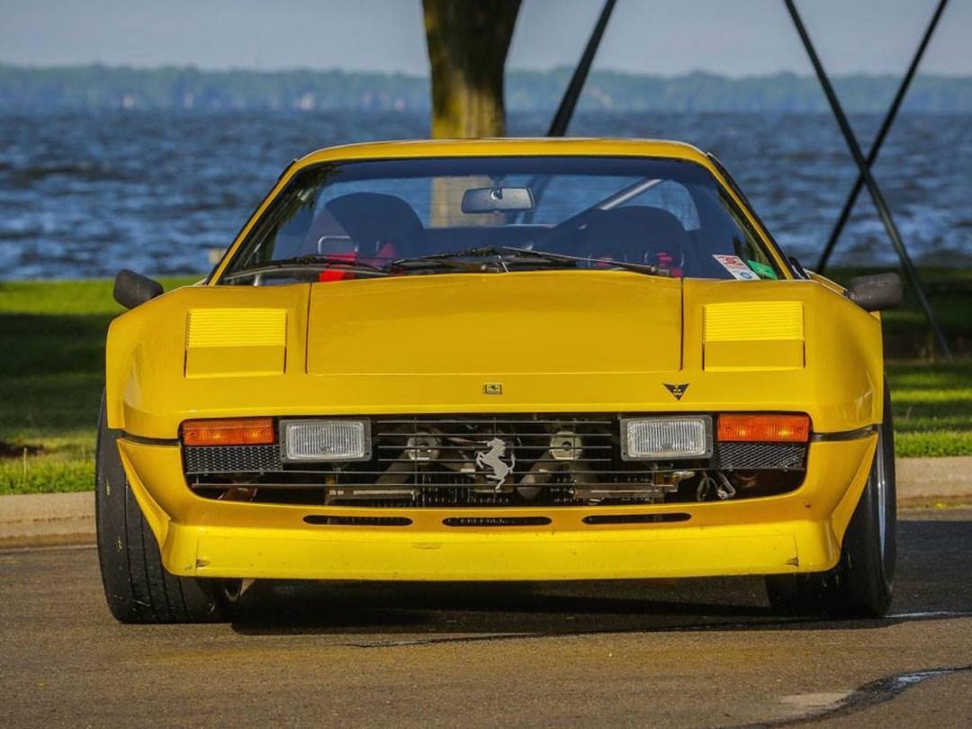 "Ferrari 308 GTB ""Corsa"" Michelotto - Une Féfé en GrB ! 33"
