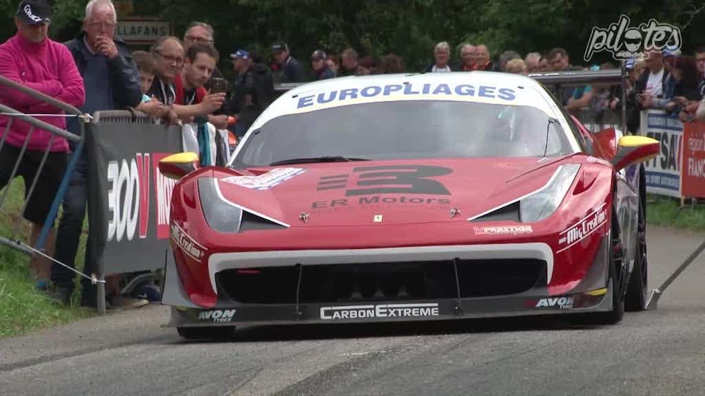 HillClimb Monster : Ferrari 458 Challenge Evo en dolby ! 9