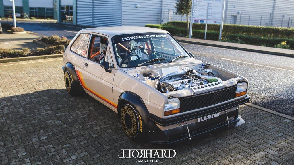 Fiesta MK1 Supercharged - Bien Chargée ! 28