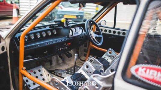 DLEDMV Fiesta mk1 supercharged 10