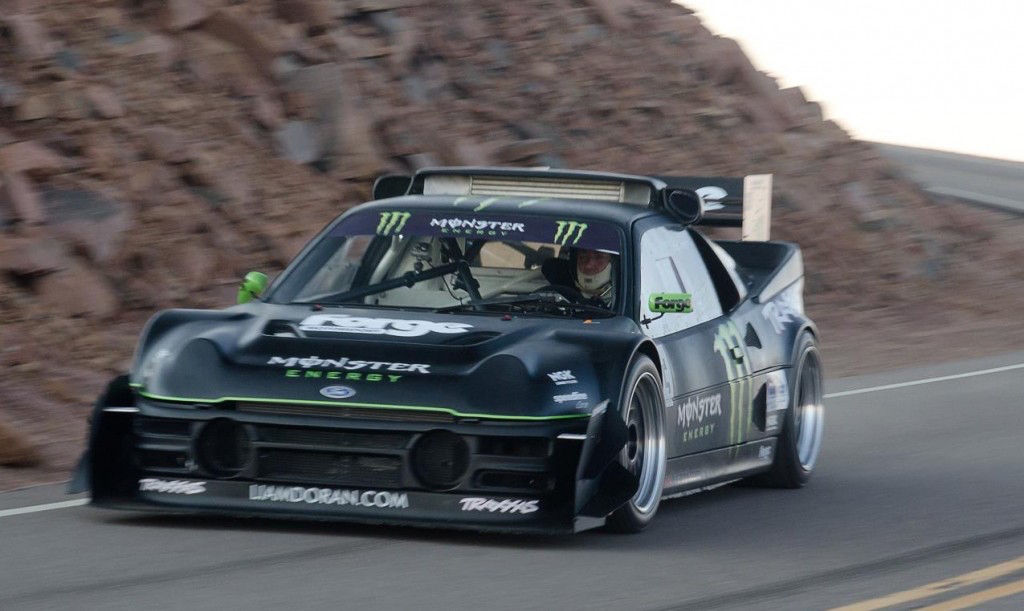Hillclimb Monster : Ford RS200 Evo... Vous m'en mettez 920 pour la route ? 32