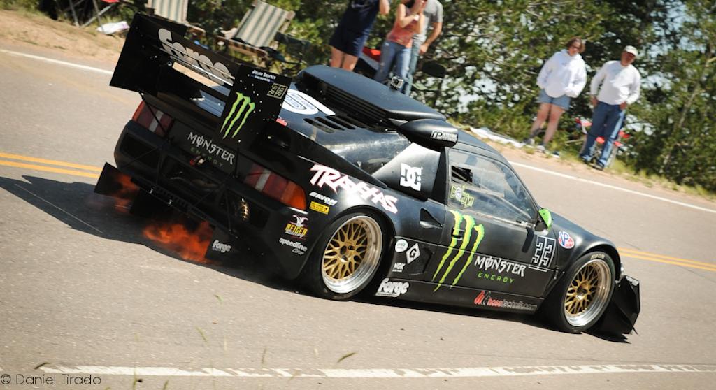 Hillclimb Monster : Ford RS200 Evo... Vous m'en mettez 920 pour la route ? 30