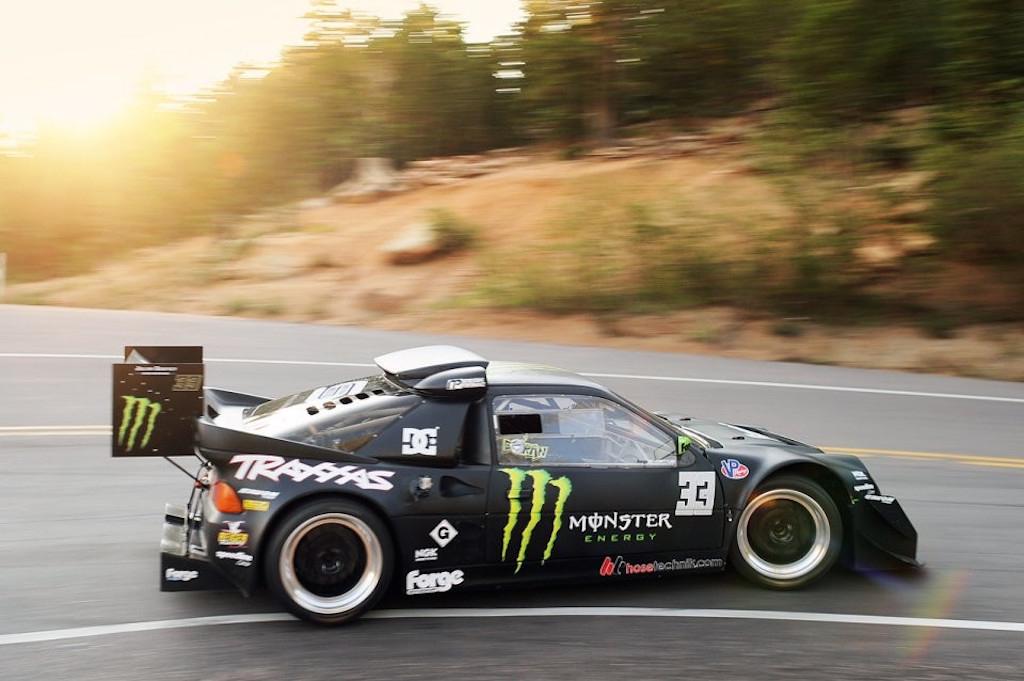 Hillclimb Monster : Ford RS200 Evo... Vous m'en mettez 920 pour la route ? 26