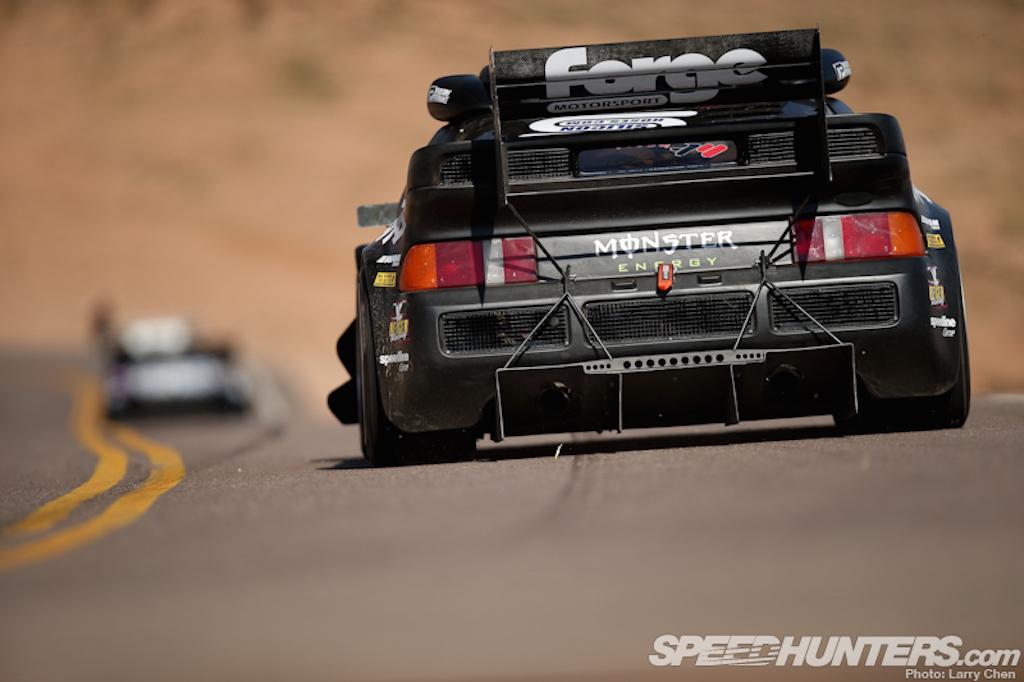 Hillclimb Monster : Ford RS200 Evo... Vous m'en mettez 920 pour la route ? 21