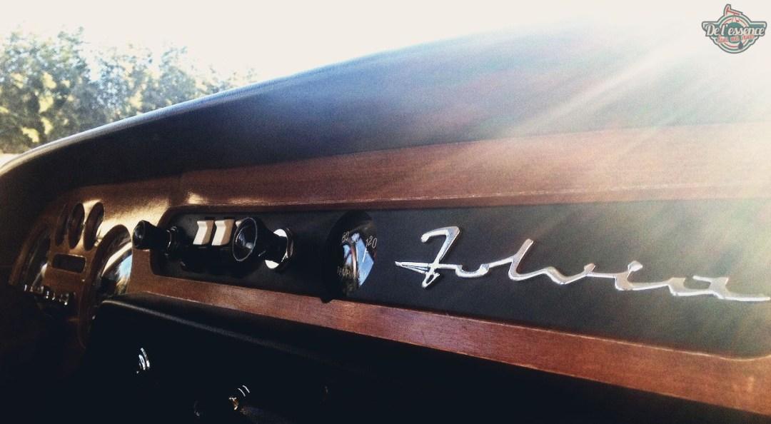 Lancia Fulvia HF Fanalone - Belissima leggenda ! 98