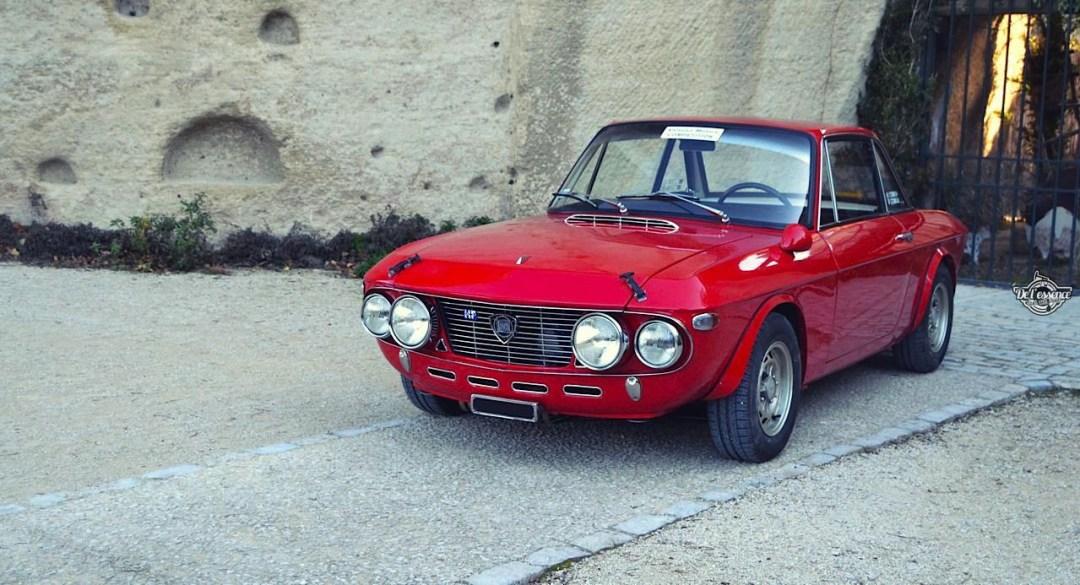 Lancia Fulvia HF Fanalone - Belissima leggenda ! 111