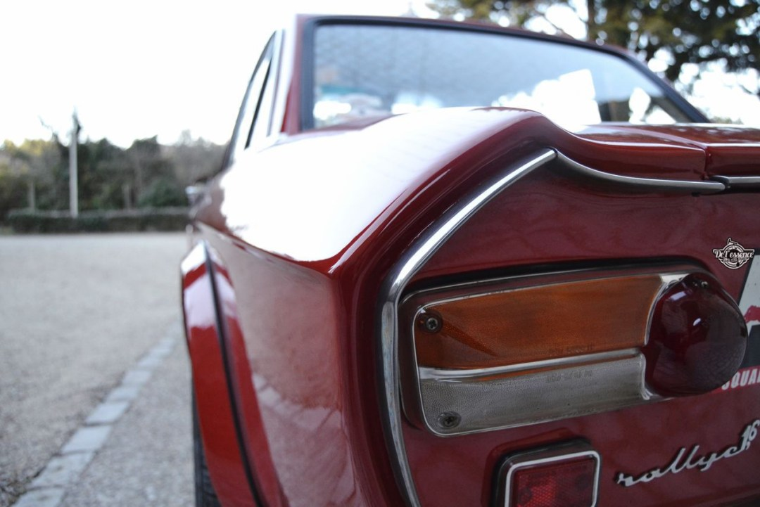 Lancia Fulvia HF Fanalone - Belissima leggenda ! 131