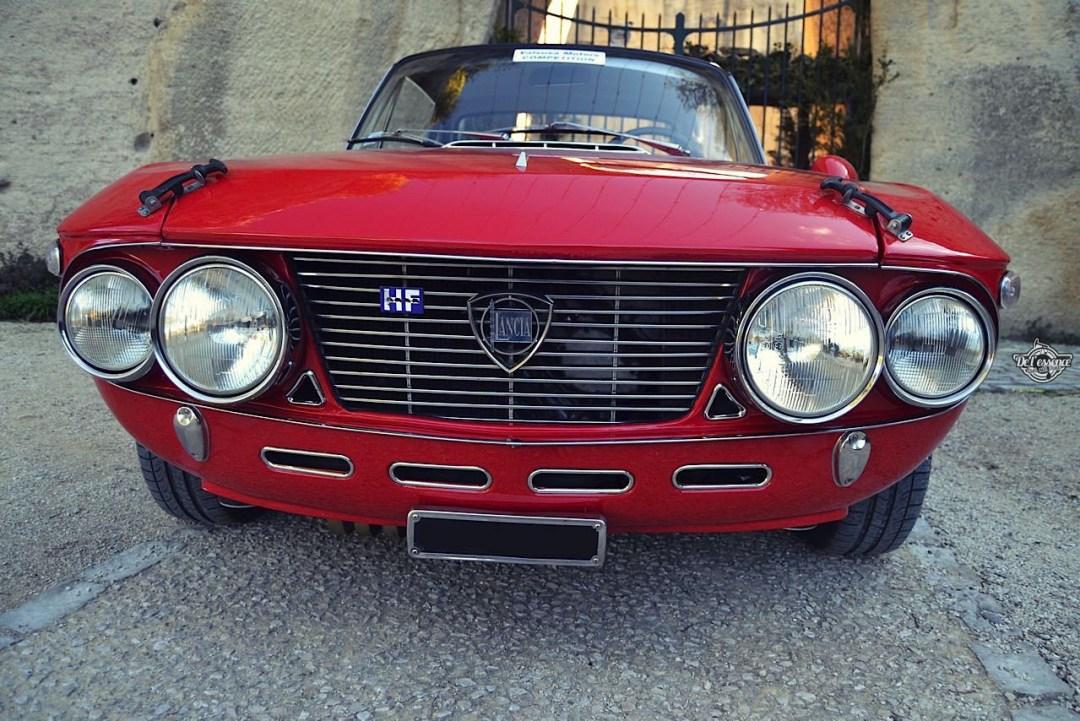 Lancia Fulvia HF Fanalone - Belissima leggenda ! 119