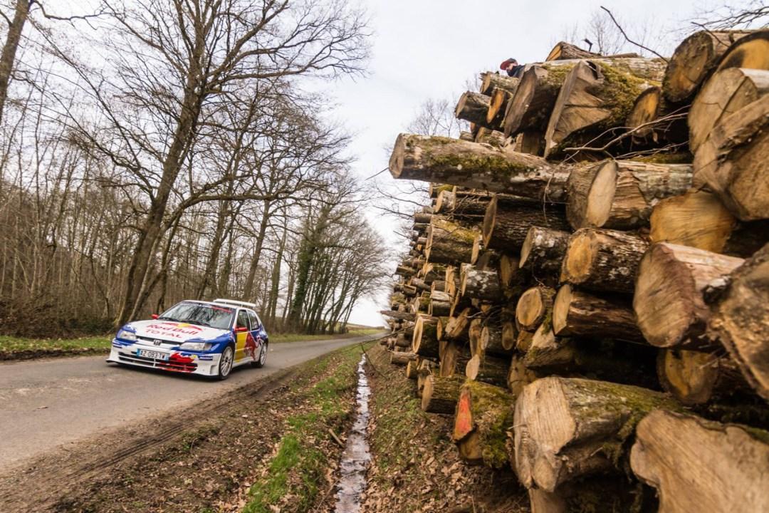 Sebastien Loeb et la 306 Maxi ! 21