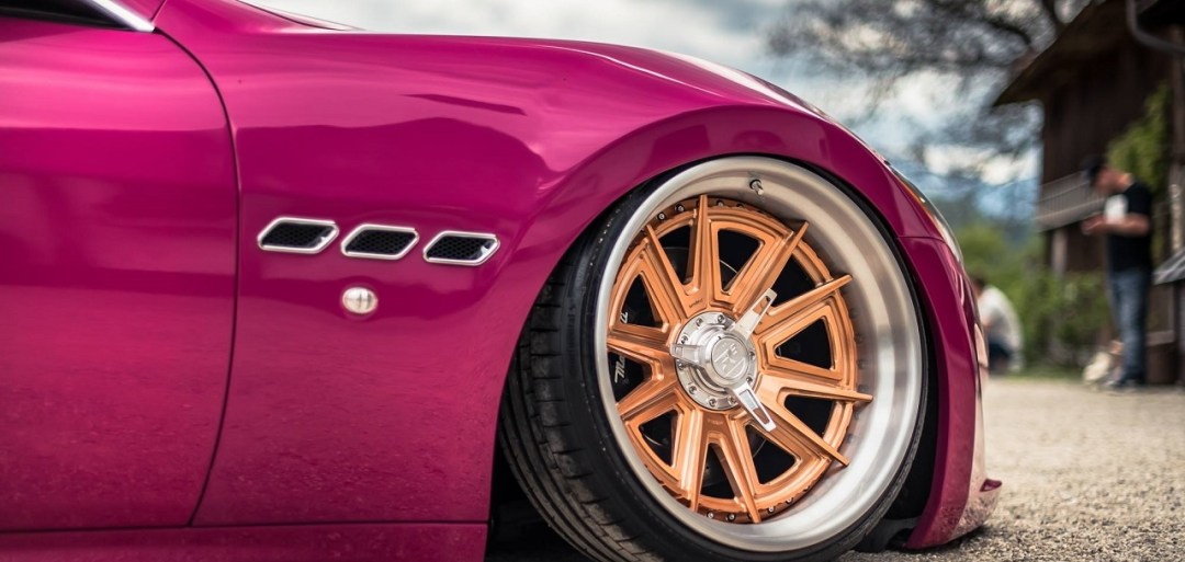 Maserati GranTurismo R3 Wheels - Sacrilège ? 21