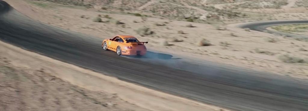 Porsche 911 GT3 RS... La trajo par la portière ! 6